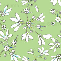 Coriander Green Fabric