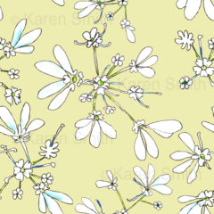 Coriander Yellow Fabric