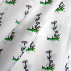 daisy fabric ©KarenSmith