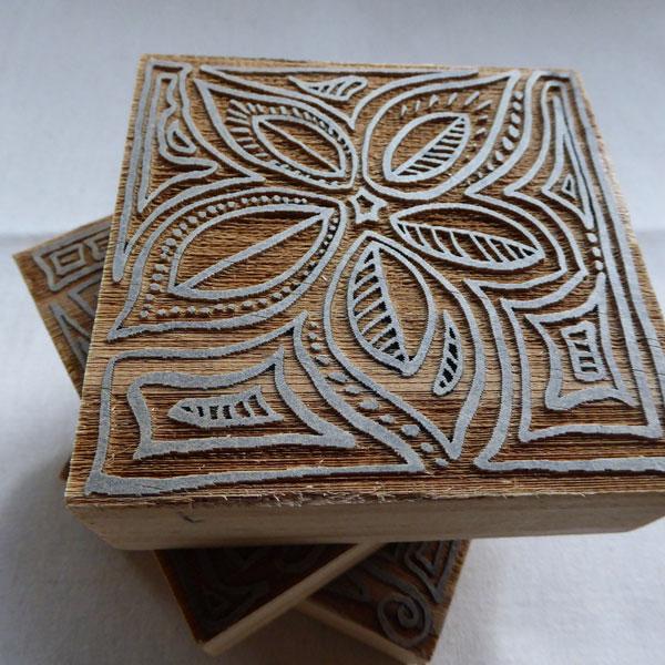 wood block prints karen smith. Black Bedroom Furniture Sets. Home Design Ideas
