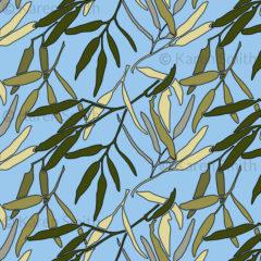 patterned-gum