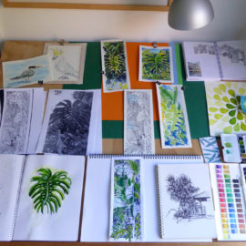 What's on my drawing board,  March 17 2017