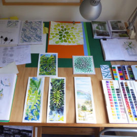 What's on my drawing board,  March 02 2017
