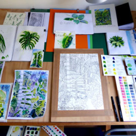 What's on my drawing board,  May 26 2017