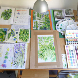 What's on my drawing board,  June 24 2017