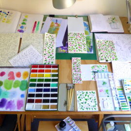 What's on my drawing board,  Oct 14 2017