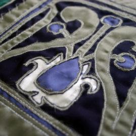 Reverse Applique Detail