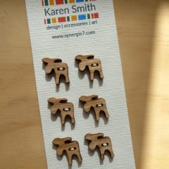 moose laser cut button ©KarenSmith