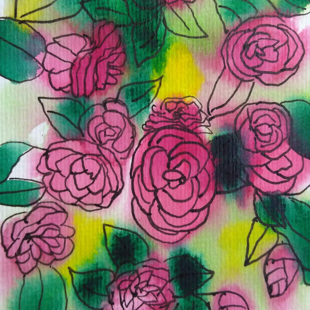 camellia ©KarenSmith