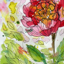 Pink Flower ©KarenSmith