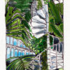 PalmHouseWatercolour4 ©KarenSmith