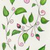 Tall Format Leaves & Vines 2, ©KarenSmith