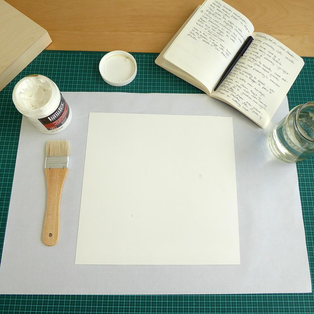 Saltbush Framing - Supplies ©KarenSmith