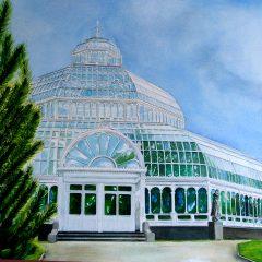Palm House Exterior ©KarenSmith