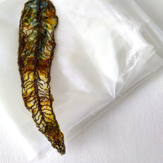 embroidered gum leaf 5 ©KarenSmith