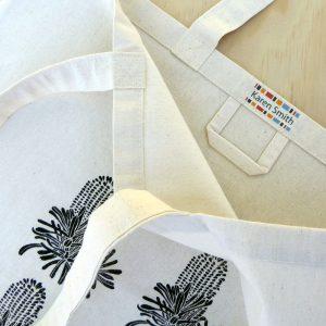 Banksia ToteBag Label ©KarenSmith