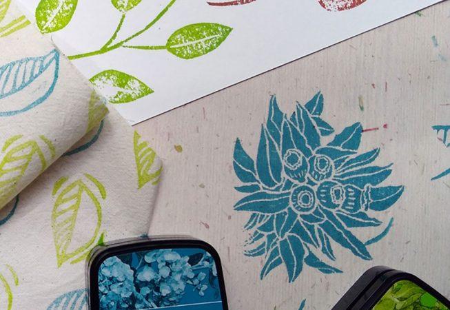 stamping designs ©KarenSmith